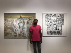 zawieh gallery art